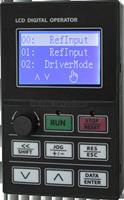 Опциональный пульт для EM303B с ЖК-экраном
